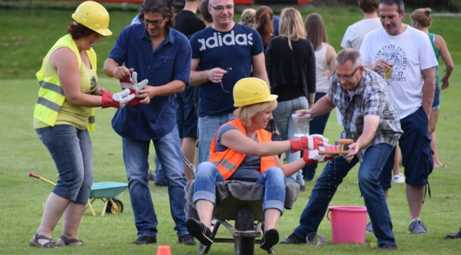 Sportfest 2015 in Warbsen