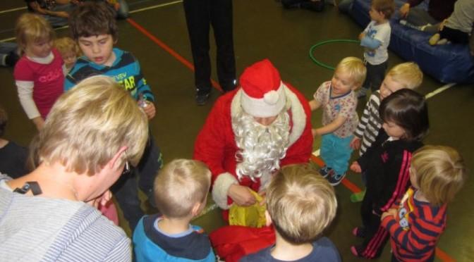 Weihnachtsfeier der Eltern Kind Gruppe