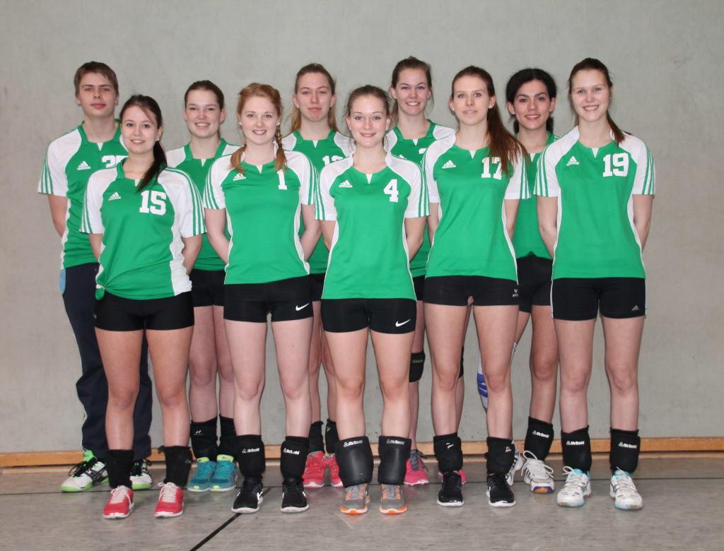 Volleyballjugend FC Herta